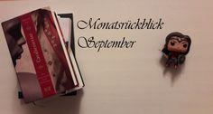Shoppen in Stuttgart, Bücherkaufrausch in der Heimatstadt und ein PS4 Game. Das war bei mir im September los.