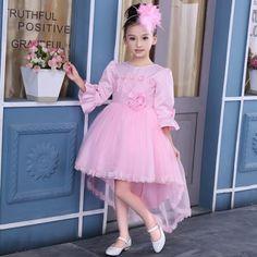 Pettiskirt flower dress Princess costume