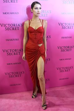 See What the Angels Changed into for the Victoria's Secret Afterparty - HarpersBAZAAR.com