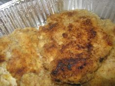 Honey and Pecan Crusted Chicken