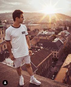 My Boyfriend, Bmx, Hungary, Shirt Dress, T Shirt, Husband, My Love, Youtube, Fashion
