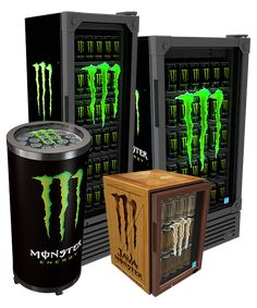 IDW has one of the best selections of Monster Energy retail display coolers and fridges.