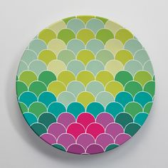 Terrace Outdoor Living :: Table Top :: Melamine Tableware :: melamine plate - clamshell