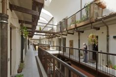 Le Murate, Florence, Italy /  arch. Renzo Piano, arch. Mario Pittalis, arch. Roberto Melosi