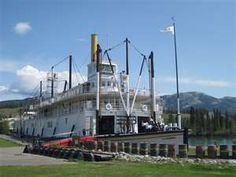 SS Klondike Sternwheeler, Whitehorse, Yukon Territory  This is a great museum piece on the banks of the Yukon River in White Horse. Don't miss it if you ever get there.