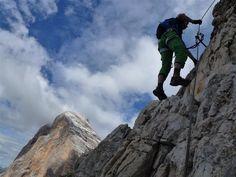 Klettersteig Near Me : Innsbrucker klettersteig mit bergführer alpinschule garmisch