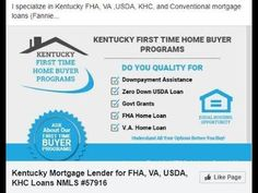 Louisville Kentucky Mortgage Lender for FHA, VA, KHC, USDA and Rural Housing Kentucky Mortgage: Kentucky VA Mortgage Loan Information Frankfort Kentucky, Louisville Kentucky, Veterans United, Cash Out Refinance, Same Day Loans, Second Mortgage, Mortgage Loan Officer, Mortgage Companies, Fannie Mae