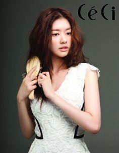 Jung So Min – Ceci Magazine July Issue '12