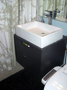 1000 images about ikea hack on pinterest ikea hack for Small bathroom hacks