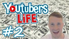 """""""WORST LAUGH EVER""""   Youtubers Life Episode #2   Road To 100k Subscribers  Today we look at episode 2 of my new series with the new indie game that was released on steam called YouTubers Life. In the first episode we got alot done, we got 2000 subscribers and 6500 views, this episode we take a little time out of our day to go on a date with a girl with the most annoying laugh I have ever heard :'( Youtubers Life, Going On A Date, Moving Out, Indie Games, Episode 3, New Series, Viral Videos, How To Become, Channel"""