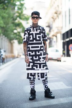 Seen on the Street | Outside the Spring/Summer 2015 Milan Shows