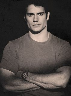 Another picture of Henry Cavill...sorry my peeps, another Brit is taking over my Sea of Faces board for a while ;)