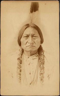 Sitting Bull c1885 #HokaHey #Icimani http://www.hokaheychallenge.com/