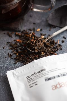 Pleasantly perky spices add warmth and sweetness to the mellow mineral notes of Pu Erh. Sweet cinnamon and anise with tingly ginger liven up the palate while soothing the soul. A great companion for a chilly day. Pu Erh Tea, Loose Leaf Tea, How To Dry Basil, Mineral, Cinnamon, Spicy, Herbs, Notes, Sweet