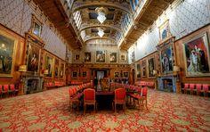 Inside Windsor Castle | Inside Windsor Castle ( credit )