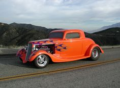 '33 Ford 3 Window Coup....i will have this one day but in black or purple