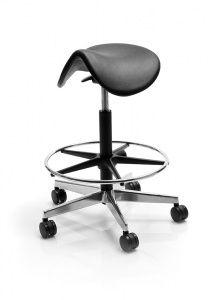 Saddle, ergonomische bureaustoel