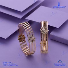 Draw all the attention to your wrists by these gold bangles. Antique Jewellery Designs, Gold Ring Designs, Gold Bangles Design, Gold Jewellery Design, Plain Gold Bangles, Gold Jewelry Simple, Simple Necklace, Bridal Bangles, Jewelry Patterns