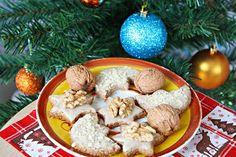 Walnuss Plätzchen mit Ahornsirup, Walnut Cookies with maple sirup, Maple Walnut Cookies