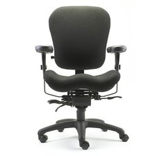 MuscleCare Infinity Chair - BLACK from the Shopping Channel