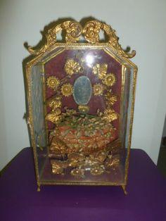 globe de mari e ancien 7 miroirs sous cloche globes pinterest globes. Black Bedroom Furniture Sets. Home Design Ideas