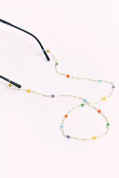 YANGB Titanium Steel Tassel Necklace Necklace Electroplating Water Wave Chain Jewelry Creative All-Match Accessories