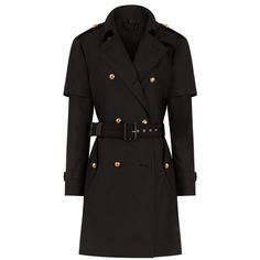 Burberry Storm Shield Silk Wool Trench Coat (34.213.935 IDR) ❤ liked on Polyvore featuring outerwear, coats, jackets, coats & jackets, military style trench coat, lightweight coat, burberry coat, lightweight trench coat and wool trench coat