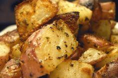 Geröstete Knoblauch-Kartoffeln | Naturprodukte zum SelbermachenNaturprodukte zum Selbermachen