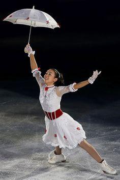 Mao Asada - ISU Grand Prix of Figure Skating NHK Trophy - Day 3