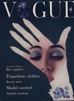 fashion magazine Know your fashion history: Vintage Vogue magazine covers Vogue Uk, Vogue Korea, Vogue India, Vogue Fashion, Vogue Russia, Steampunk Fashion, Gothic Fashion, Vogue Vintage, Vintage Vogue Covers