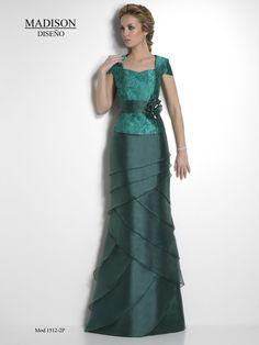 vestidos elegantes con tela por un lado - Buscar con Google