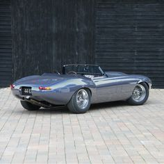 Eagle Spyder GT - Tribute to the Jaguar E Type