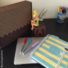 O final de semana começa e o planejamento da outra semana também! #meudailyplanner #dailyplanner #planneraddict #plannergeek