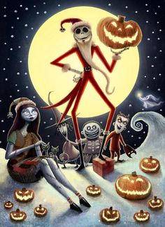 Mygiftoftoday has the latest collection of Nightmare Before Christmas apparels, accessories including Jack Skellington Costumes & Halloween costumes . Merry Christmas, Halloween Christmas, Halloween Town, Xmas, Nightmare Before Christmas Wallpaper, Nightmare Before Christmas Tattoo, Halloween Donuts, Jack Und Sally, Jack Skellington Santa