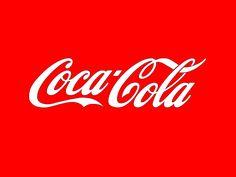 Hier geht um das CocaCola Logo