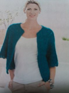Part one- Learn to crochet this Cape Sleeved Cardi. Taken from the caron.com webpage, this free pattern download is available in sizes S - 2X.at http://www.c...