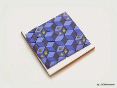 LUCY Struncova: 3D vzory z Czextruderu/3D patterns from Czextruder