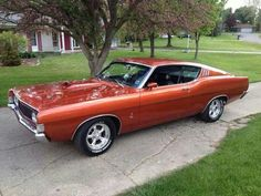 '69 Ford Fairlane Cobra