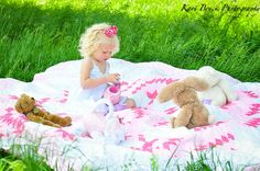 Kari Bruck Photography princess tea party session. Kids Children Photography Photo Shoot Pictures Little Girls