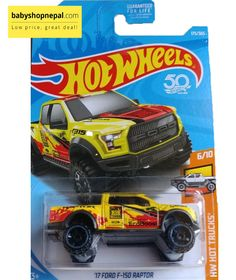 Buy Hot Wheels from Baby Shop Nepal. Browse our range of Baby Toys online. Raptor Truck, Ford Raptor, Custom Hot Wheels, Hot Wheels Cars, Ryan Toys, Brand Stickers, Drag Racing, Auto Racing, Weird Cars