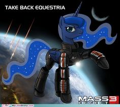 ME3 Princess Luna