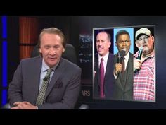 Real Time with Bill Maher: New Rule – Learn How to Take a Joke (HBO) - YouTube