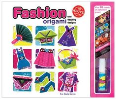 Fashion Origami: Fold Dazzling Designs (Klutz) (2010-02-15) >>> Continue to the product at the image link.