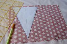 Hobby di stoffa by Hdc: Bunting, banner o bandierine....