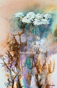 Painting by Ann Blockley Watercolor Artists, Watercolor Landscape, Abstract Watercolor, Landscape Art, Watercolor Paintings, Watercolours, Abstract Painters, Art Floral, Watercolor Texture