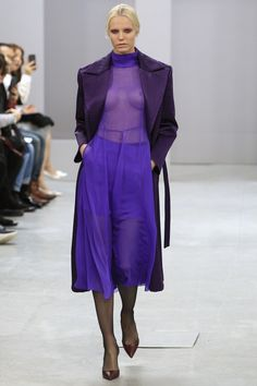 Barbara Casasola A/W14 @ London Fashion Week