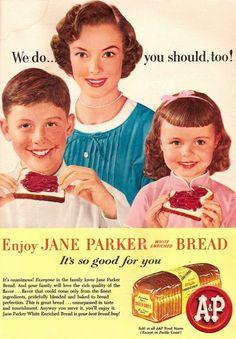 1958 bread