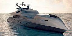 Ivan Erdevicki & Icon Yachts Unveil the ER175 Superyacht Concept