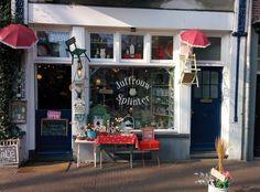 Amsterdam - De Negen Straatjes Juffrouw Splinter