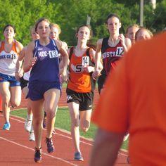 MOC Floyd Valley High School Track  Orange City Iowa  MOC-FV